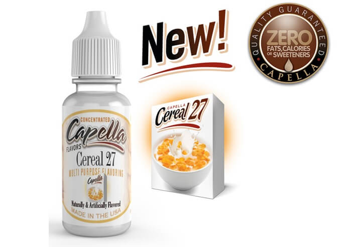 capella flavors Cereal27画像