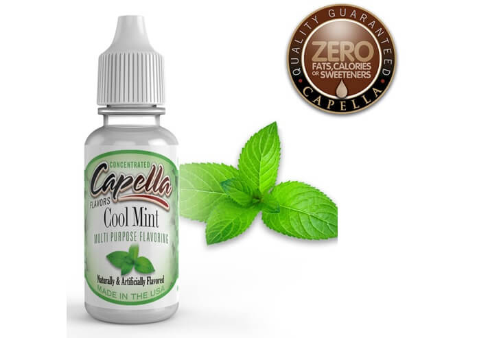 capella flavors Cool Mint画像