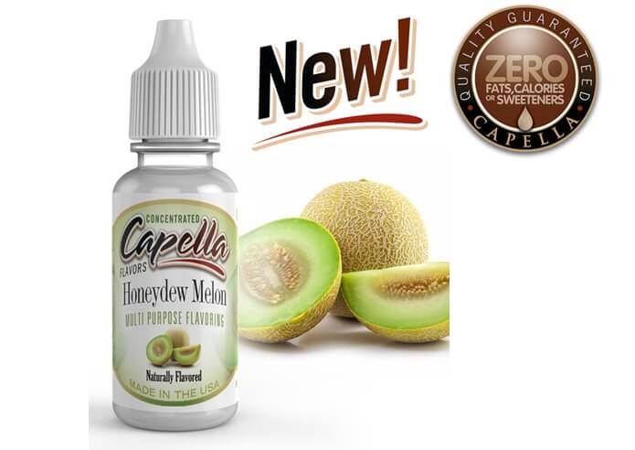 capella flavor Honeydew Melon画像