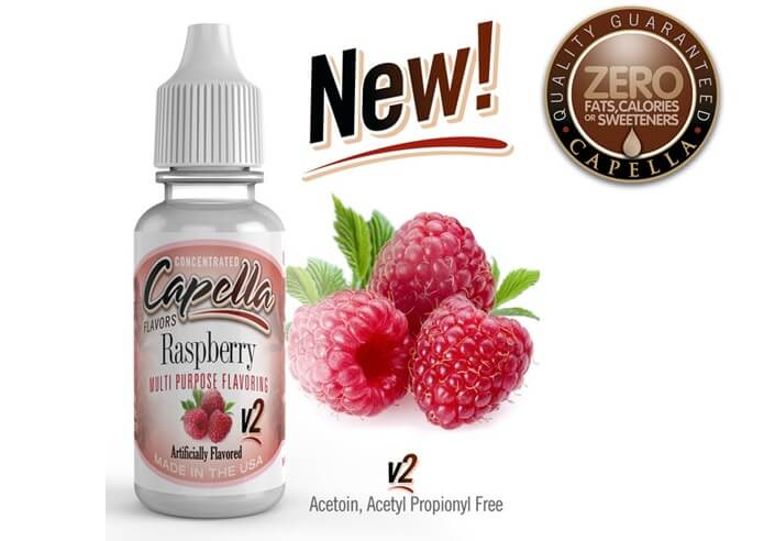 capella flavo Raspberry v2画像
