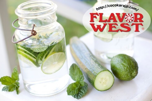 Cucumber Mint Flavor West
